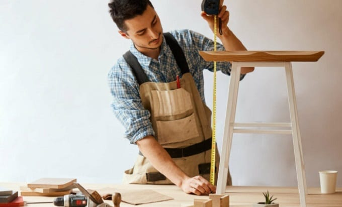 Making Wooden Stool