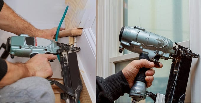 Brad Vs Finish Nailer
