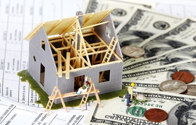 Illustration Of Home Renovation