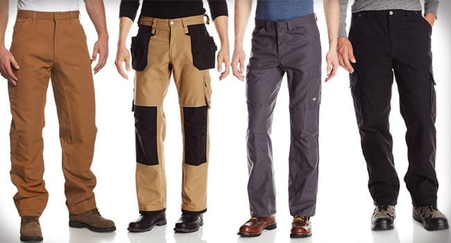 Jeans or Cargo Pants