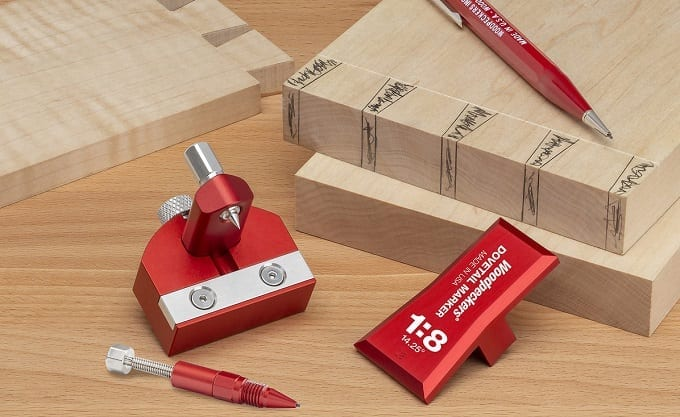 Set Of Marking Tools