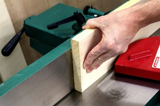 Jointer Woodworking