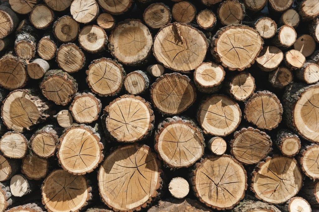 Splits in Wood