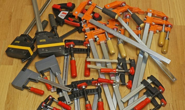 Clamps Woodworking