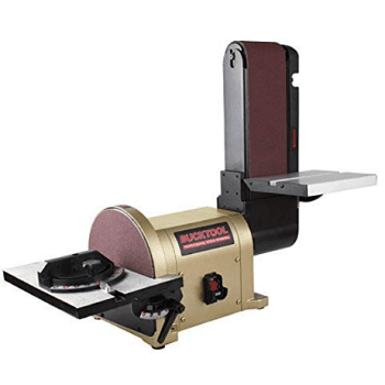 "Bucktool 36"" Belt and Disc Sander"