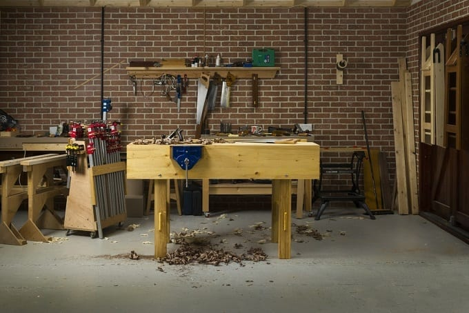 Materials For Making Workbench