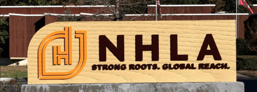The National Hardwood Lumber Association