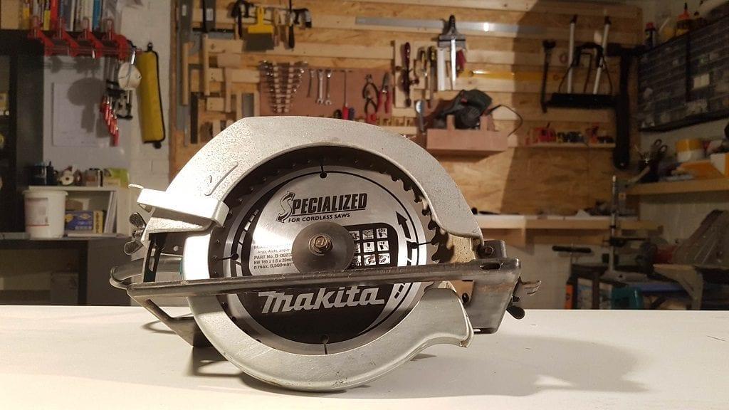 Old Makita Saw
