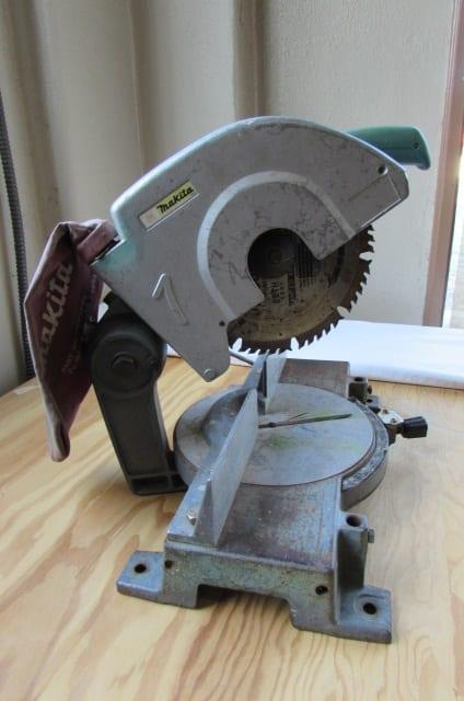 Old Makita miter saw model