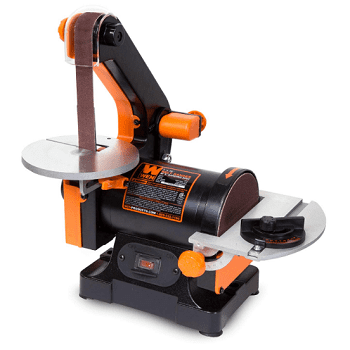 "Wen Belt Sander with 5"" Disc"