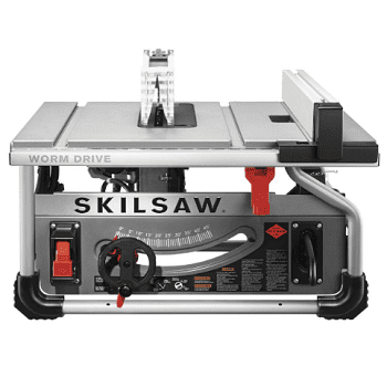 Skilsaw SPT70WT Portable Worm Drive Table Saw