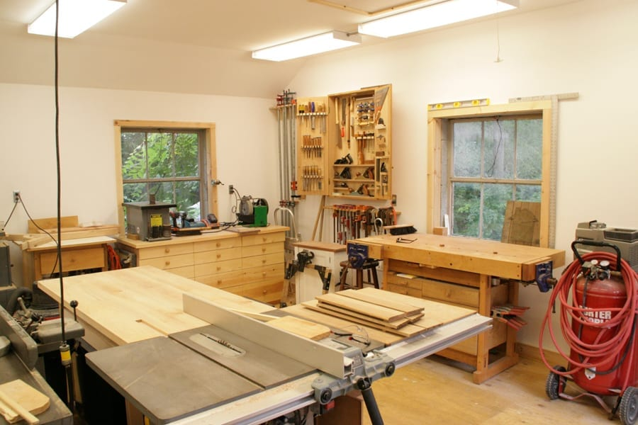 Woodworking Shops